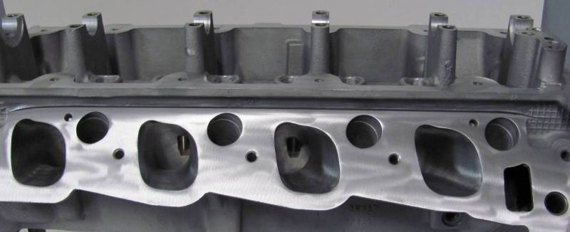 MHS 2V PI Romeo Stage 3 CNC Ported Cylinder Head Package
