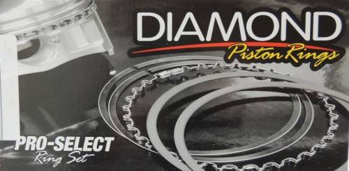 Piston Rings - Diamond Pro Select Piston Rings