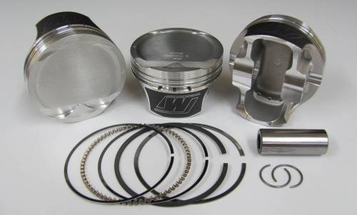 Wiseco Pistons - 5.0L Coyote Pistons