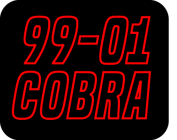 Cold Air Kits - 99-01 Cobra Cold Air Intakes