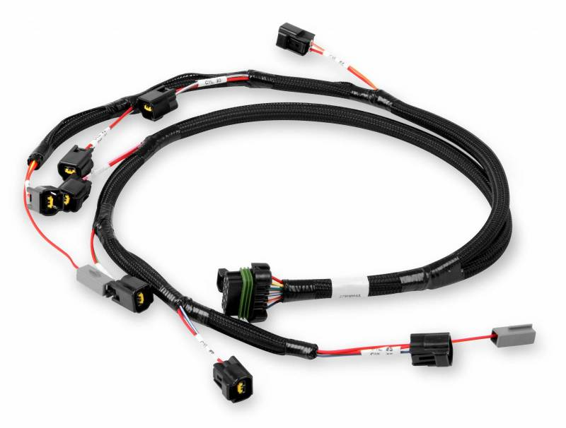 Holley 558-314 - Ford Modular 2V Ignition Coil Harness for