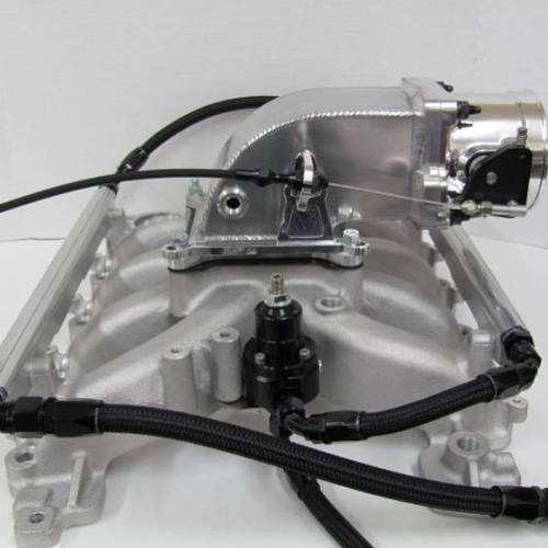 Intake & Components - 4.6L 2V Edelbrock Victor Jr Kits and Parts