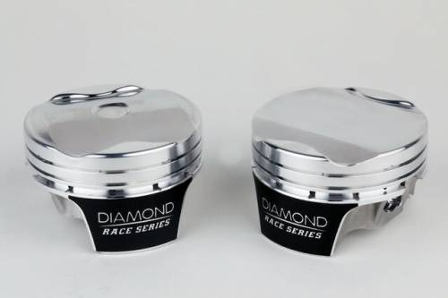 Diamond Pistons - Diamond Mod2K Race Series - 5.0L Coyote