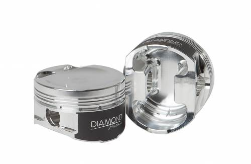 Diamond Pistons - 5.8L GT500 Shelby Series