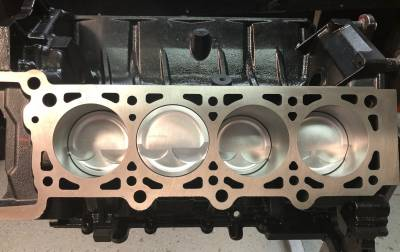 Modular Head Shop - Modular Head Shop 4.6L Budget Short Block - 600 HP