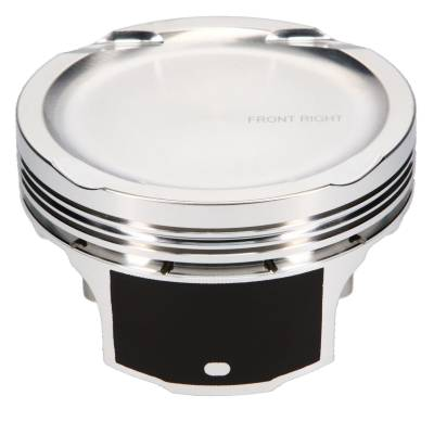 "JE Pistons  - JE Pistons 314420 - Ford 5.0L Coyote FSR Pistons +3.0cc Dome, 3.640"" Bore, 3.650"" Stroke, 5.933"" Rod Length, 1.174"" CD, .866"" Pin"