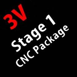 Modular Head Shop - 4.6L / 5.4L 3V Stage 1 CNC Ported Cylinder Head Package