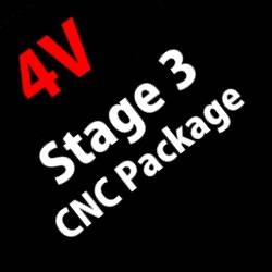 Modular Head Shop - 4.6L / 5.4L 4V Stage 3 CNC Porting Package