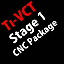 Modular Head Shop - 5.0L Coyote Ti-VCT Stage 1 CNC Porting Package