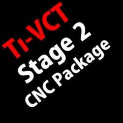 Modular Head Shop - 5.0L Coyote Ti-VCT Stage 2 CNC Porting Package 2