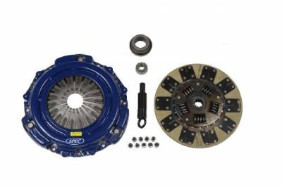 "Spec Clutch  - Spec Stage 2 10.5"" Clutch Kit 1986 - 2001 Ford Mustang GT / 1996 - 1998 Cobra - 10 Spline"