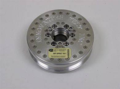 "Innovators West - Ford Modular 6.5"" Harmonic Balancer 8 Rib, Standard Diameter"