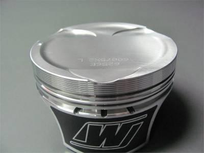 """Wiseco - Wiseco K0076XS - 4.6L 3V Piston / Ring Kit -13cc Dish, 3.552"""" Bore"""