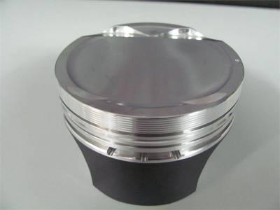 "Wiseco - Wiseco K0082X2 - 4.6L 4V Piston / Ring Kit -20cc Dish, 3.572"" Bore"