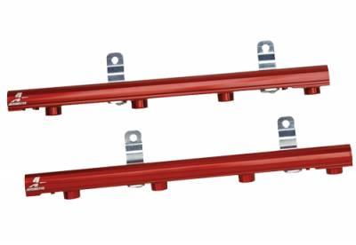 Aeromotive - Aeromotive Ford 5.4L 99-04 Lightning / Harley Truck Fuel Rail Kit