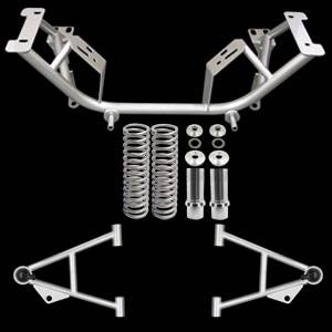 UPR - UPR 2005-96K-100 1996-2004 Ford Mustang Tubular Chrome Moly K Member Kit