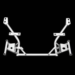 UPR - UPR 2005-05 2005-2010 Ford Mustang Tubular Chrome Moly K Member No Motor Mount