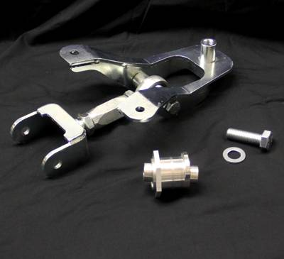 UPR - UPR 2001-106 2005-2010 Ford Mustang Pro Series Double Adjustable Upper Control Arm Package
