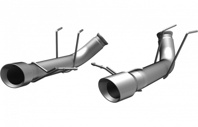 Magnaflow - Magnaflow 15152 2013 - 2014 Mustang GT Race Series Axle-Back Exhaust