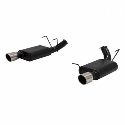 Flowmaster  - Flowmaster 817588 2013 - 2014 Mustang GT American Thunder Axle-Back Exhaust