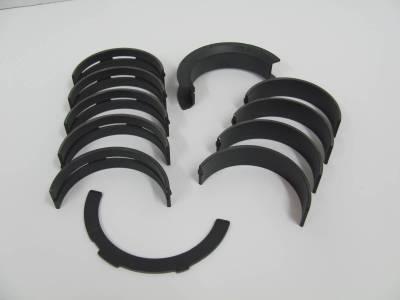 "Clevite - Calico Coated Clevite 4.6L Aluminum Block H-Series Main Bearings - .010"" Oversize"