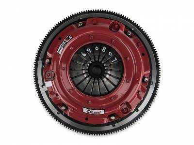 McLeod Racing - McLeod 6908-07 RST Twin Disc Clutch Kit - 07-09 Ford GT500 Mustang Includes Flywheel