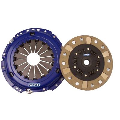 "Spec Clutch  - Spec Stage 2+ 11"" Clutch Kit 2001 - 2004 Mustang GT, 1999 - 2004 Cobra, Mach 1 - 10 Spline"