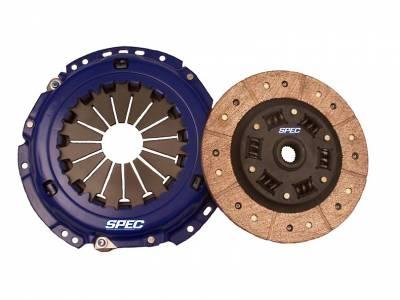 "Spec Clutch  - Spec Stage 3+ 11"" Clutch Kit 2001 - 2004 Mustang GT, 1999 - 2004 Cobra, Mach 1 - 10 Spline"