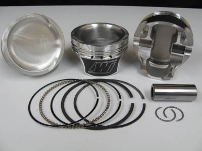 """Wiseco - Wiseco K0087XS - 4.6L 2V Piston / Ring Kit -13cc Dish, 3.552"""" Bore"""
