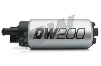 Deatsch Werks - DeatschWerks 255LPH In-Tank Fuel Pump w/ Install Kit