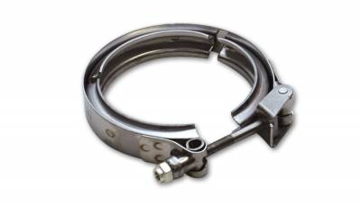 "Vibrant Performance - Vibrant Performance 1489C - T304 Stainless Steel V-Band Clamp, Up To 2.8"" OD Tubing"