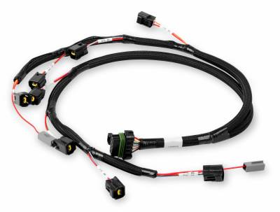 Holley - Holley 558-314 - Ford Modular 2V Ignition Coil Harness for HP and Dominator EFI
