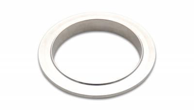 "Vibrant Performance - Vibrant Performance 1494M - 304 Stainless Steel Male V-Band Flange, For 5"" OD Tubing"
