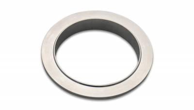 "Vibrant Performance - Vibrant Performance 11492M - 6061 Aluminum Male V-Band Flange, For 3.5"" OD Tubing"