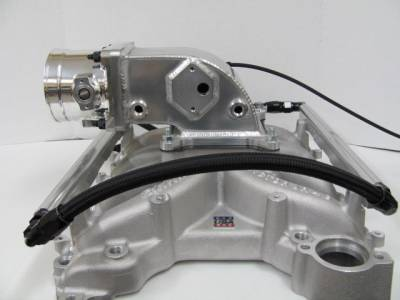 Modular Head Shop - MHS Edelbrock 4.6L 2V 90mm Intake Manifold Combo - Return Style