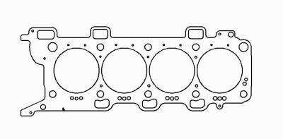 "Cometic - Cometic MLX Head Gasket for Ford 5.0L Coyote - 94mm Bore .051"" Compressed Thickness - Right Side"