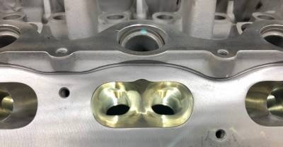Modular Head Shop - 4.6L / 5.4L 3V Stage 3 CNC Competition Ported Cylinder Head Package