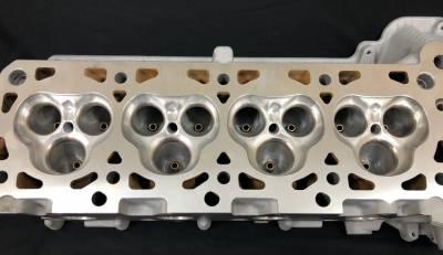 Modular Head Shop - 4.6L / 5.4L 3V Stage 2 CNC Ported Cylinder Head Package