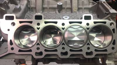 Modular Head Shop - Modular Head Shop 1500R 5.0L Coyote Competition Short Block