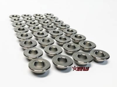 Modular Head Shop - MHS 5.0L Coyote 6AL-4V Titanium Retainers