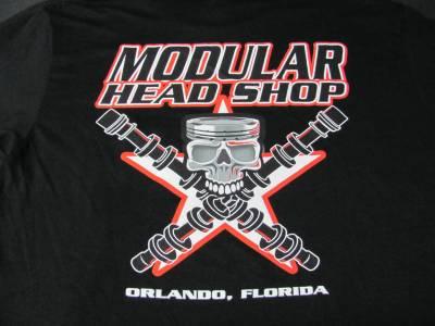 Excessive Motorsports  - Modular Head Shop Skull Sweatshirt