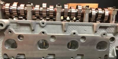 Modular Head Shop - MHS 3V Cylinder Head Completion Package