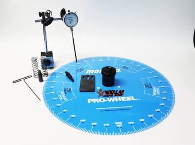 Modular Head Shop - Modular Head Shop 4.6L / 5.4L 2V Professional Camshaft Degree Kit