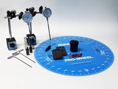 Modular Head Shop - Modular Head Shop 4.6L / 5.4L 4V Professional Camshaft Degree Kit