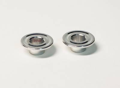 Modular Head Shop - Modular Head Shop 7mm Aluminum Checking Retainers - Pair