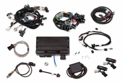 Holley - Holley 550-1218 - Terminator X Ford Mod Motor 4V Kit