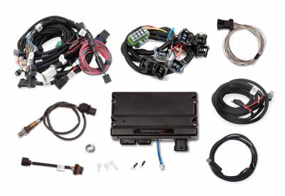 Holley - Holley 550-1221 - Terminator X Ford Mod Motor 2V & 4V Kit
