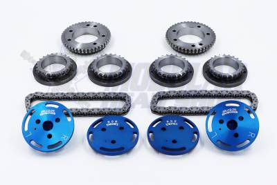 Modular Head Shop - MHS 5.0L Coyote Competition Camshaft Drive Kit