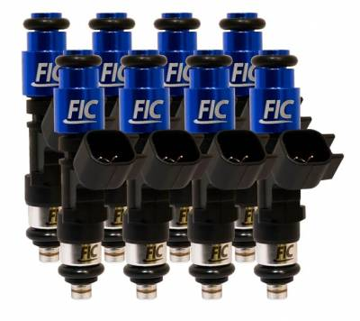 Fuel Injector Clinic  - Fuel Injector Clinic IS402-0650H 650cc / 62lb Fuel Injectors for 87-04 Mustang GT and 93-98 Cobra