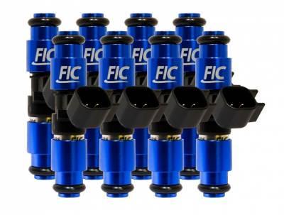 Fuel Injector Clinic  - Fuel Injector Clinic IS402-1650H 1650cc / 160lb Fuel Injectors for 87-04 Mustang GT and 93-98 Cobra